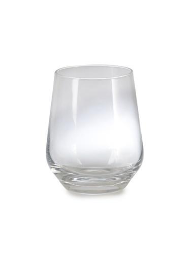 İpek İpek 00808 6lı Cam Meşrubat Bardağı 400Ml Renkli